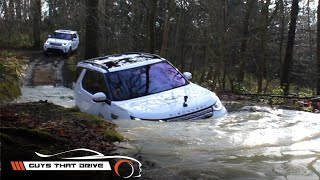 Land Rover Discovery Ultimate Off-Road Review | Eastnor's Extreme 4x4 Playground