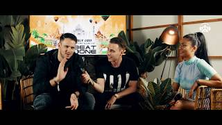 W&W at Airbeat One 2019 | official Interview