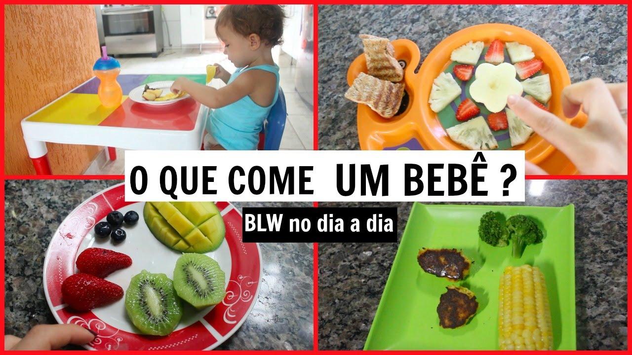 recetas blw para bebes de 7 meses