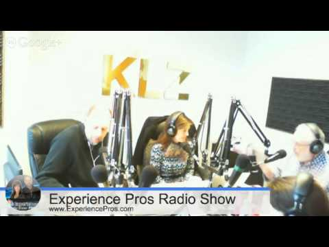 Business Plan, Storytelling, The Customer Experience - Experience Pros Radio Show