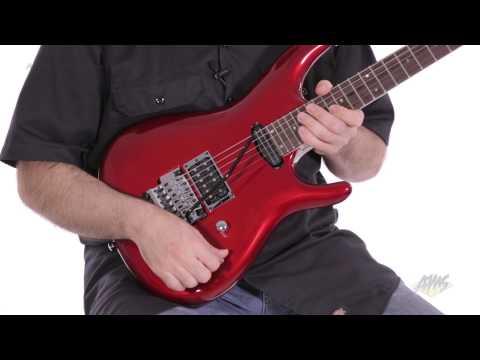 Ibanez JS24P Joe Satriani Premium Electric Guitar - Ibanez Joe Satriani Signature