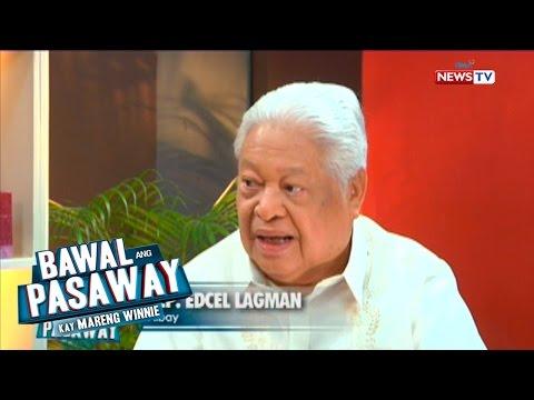 Bawal ang Pasaway: Rep. Lagman, iginiit na iilan lamang ang self-sufficient regions sa bansa