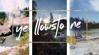 Yellowstone National Park | Vicarivan