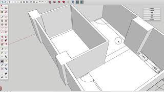 SketchUp綜合建模法