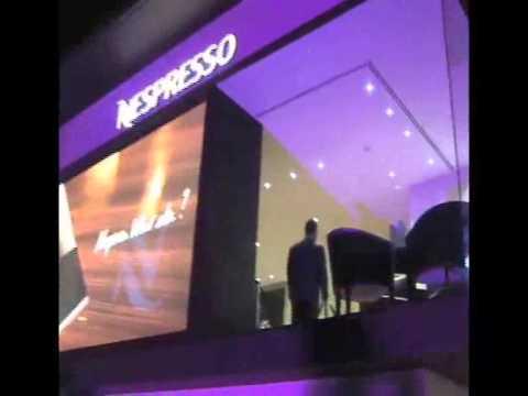 Inauguración Tienda Nespresso, Masaryk