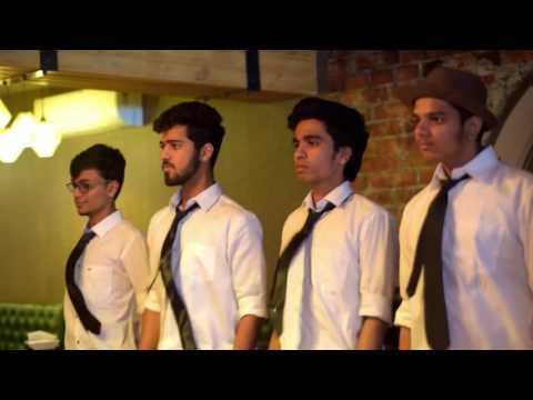 Shape of You   Ed Sheeran   Music Video by  IIT Roorkee HD