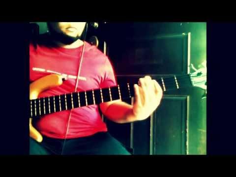 Padi - Menanti Sebuah Jawapan Bass Cover (blaquetangledhart)