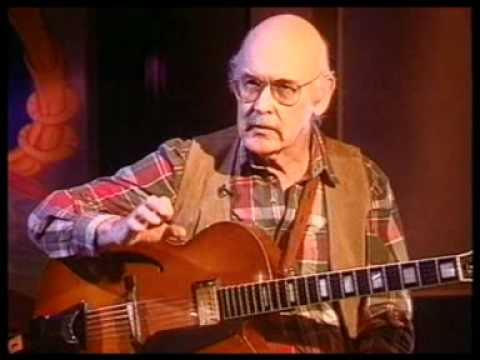 Jim Hall - Jazz Guitar Master Class (Part 1).mpg