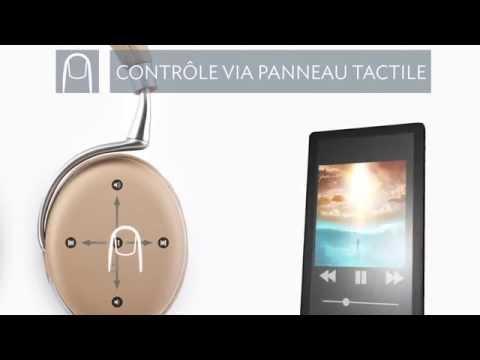 Parrot Zik 2.0 en Français
