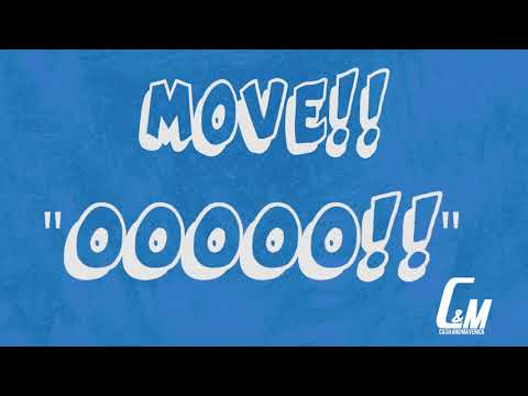 Cash and Maverick - The Way You Move (lyric video)