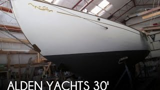 Used 1927 Alden Yachts Malabar Jr 30 For Sale In Fredonia, New York