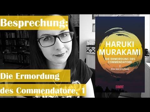 Eine Idee erscheint (Die Ermordung des Commendatore 1) YouTube Hörbuch Trailer auf Deutsch