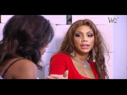 Toni, Tamar And Trina Argue About Money