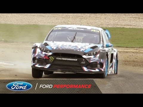 Ford Focus RS RX and Hoonigan Racing: Belgium Recap | FIA World Rallycross | Ford Performance
