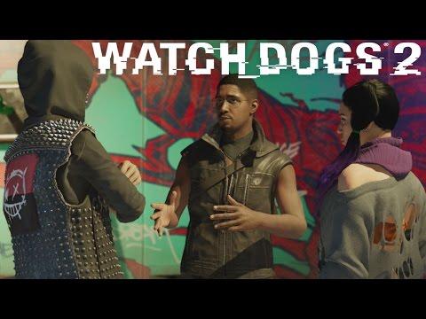 Watch Dogs 2 - Gameplay ITA - Walkthrough #05 -DRONE HACKER