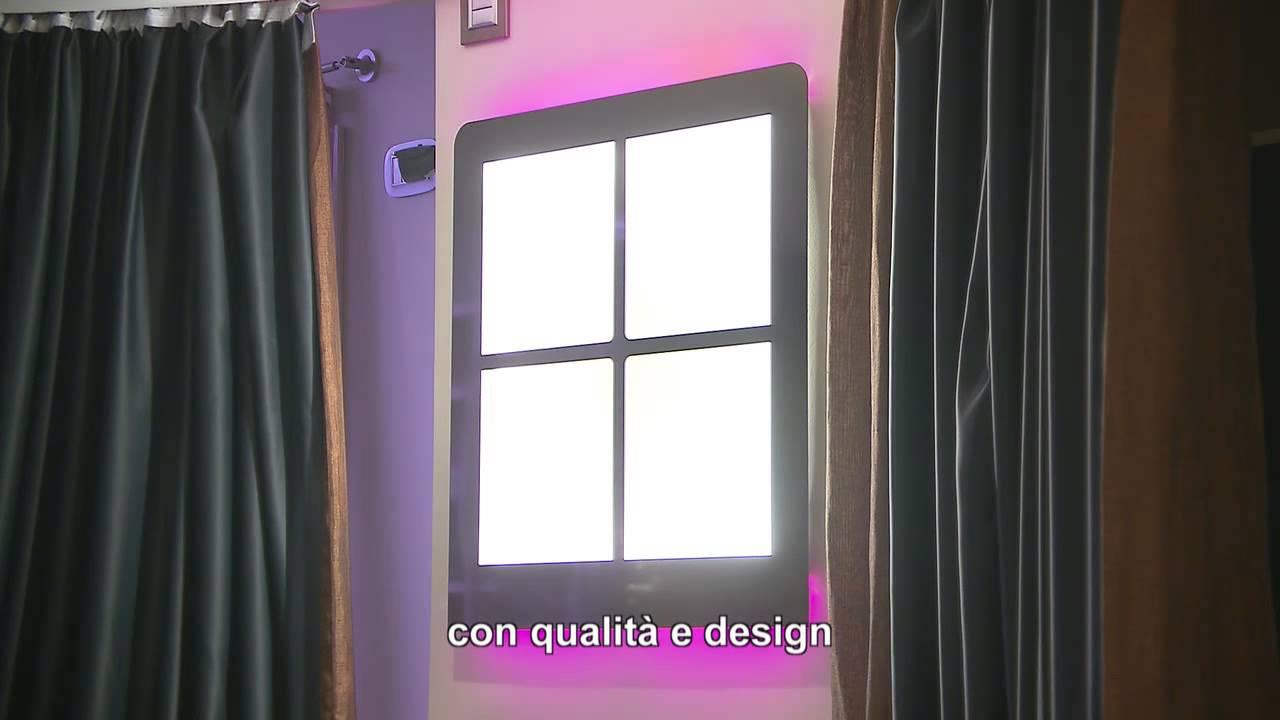 Guida per realizzare la tua casa - l'illuminazione led Karma - YouTube