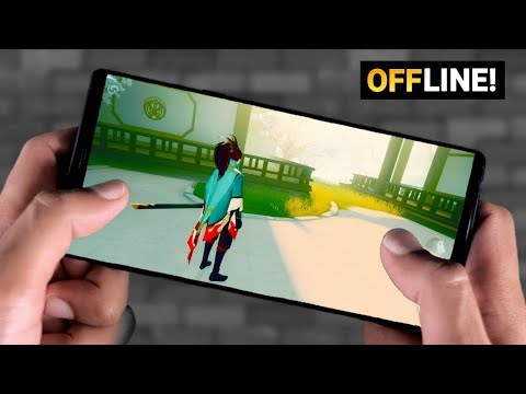 Top 10 New Offline Android Games In 2019