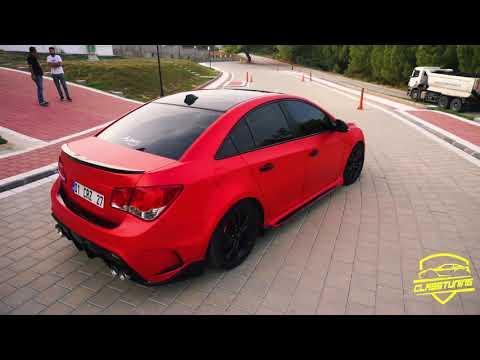 Chevrolet Cruze Red Kaplama Adana KRC MEDYA SUNAR