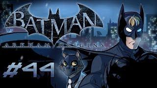 Batman: Arkham Origins Gameplay / Playthrough w/ SSoHPKC Part 44 - Fly No More