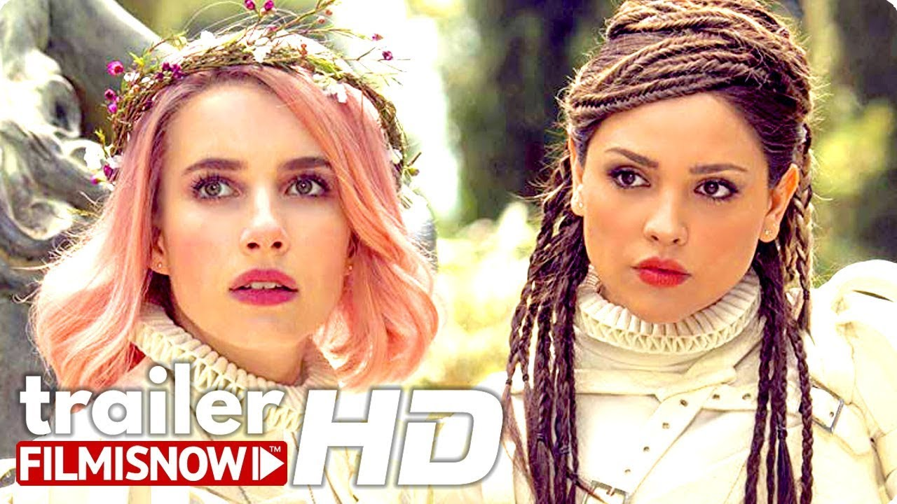 Trailer Released For 'Paradise Hills' Starring Emma Roberts, Awkwafina, Eiza Gonzalez, Danielle McDonald, and Milla ...