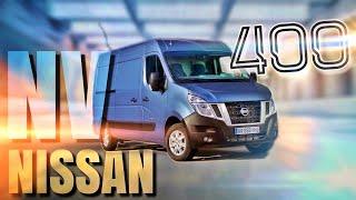 Смотрим NISSAN NV400 / Ниссан НВ400. Рено мастер только в профиль. Какая цена в хорошем состоянии?