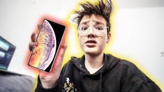 Mein iPHONE X wurde repariert! (Wie teuer? )