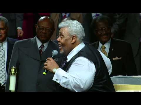 BIshop Rance Allen @ the 105th Holy Convocation