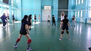 Волейбол Астана Девушки