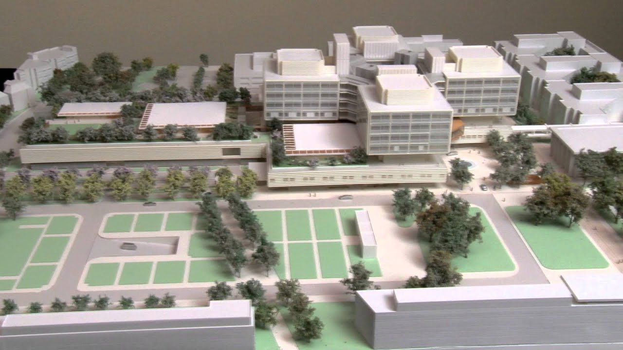 Stanford University Medical Center >> Behind the Design: The New Stanford Hospital (Chapter 4) - YouTube