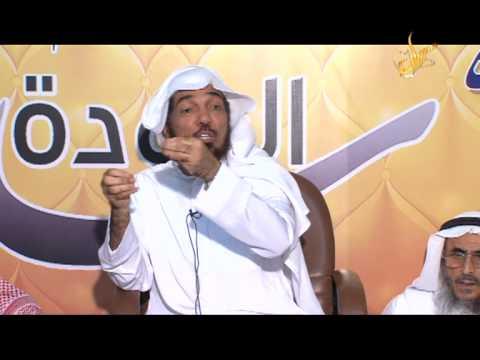 د.سلمان العودة: | معايدة عيد الأضحى 1434هـ | لا أرى ذهاب الشباب إلى سوريا!!