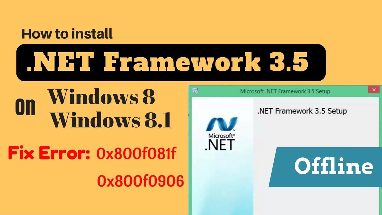 download free dot net framework 3.5 full