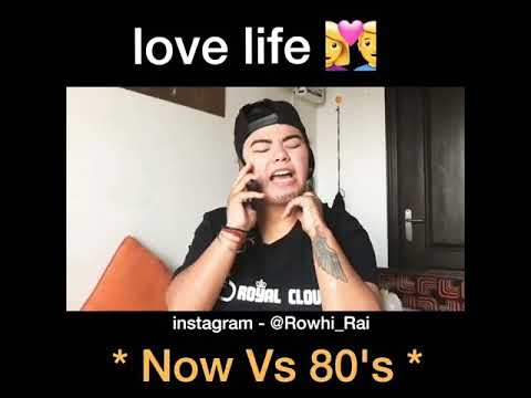 dating now vs the 80s