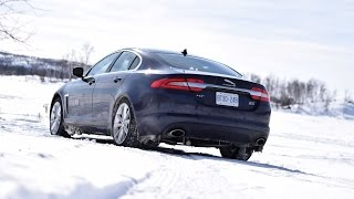 2015 Jaguar XF Video Test Drive