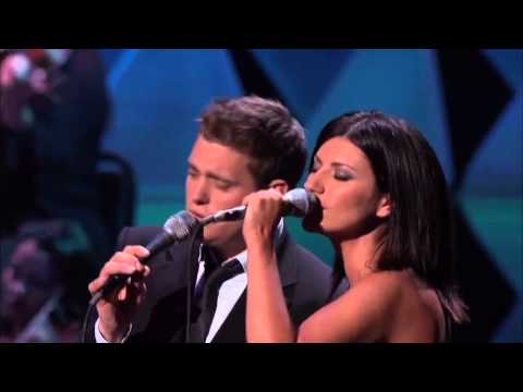 Michael Bublé & Laura Pausini - You'll Never Find Another Love Like Mine- Subtitulos Español