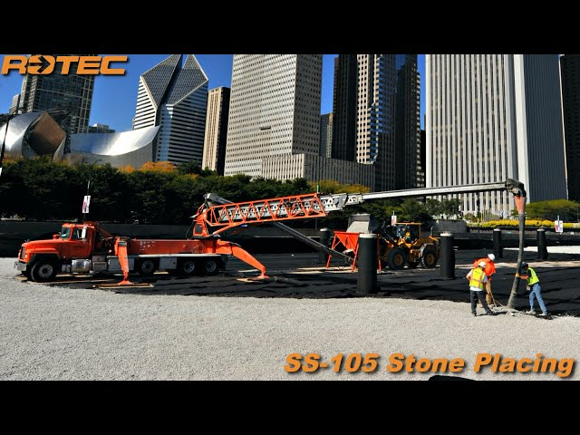 Rotec Maggie Daley Park SS105 Stone Fill