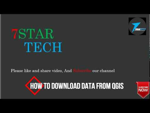 II Download data from QGIS II How to download OSM data from QGIS
