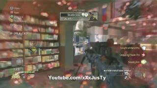 EPIC Modern Warfare 2 1v5- xXx JusTy
