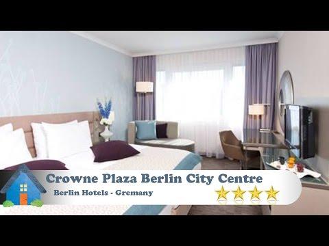 Crowne Plaza Berlin City Centre - Berlin Hotels, Deutschland