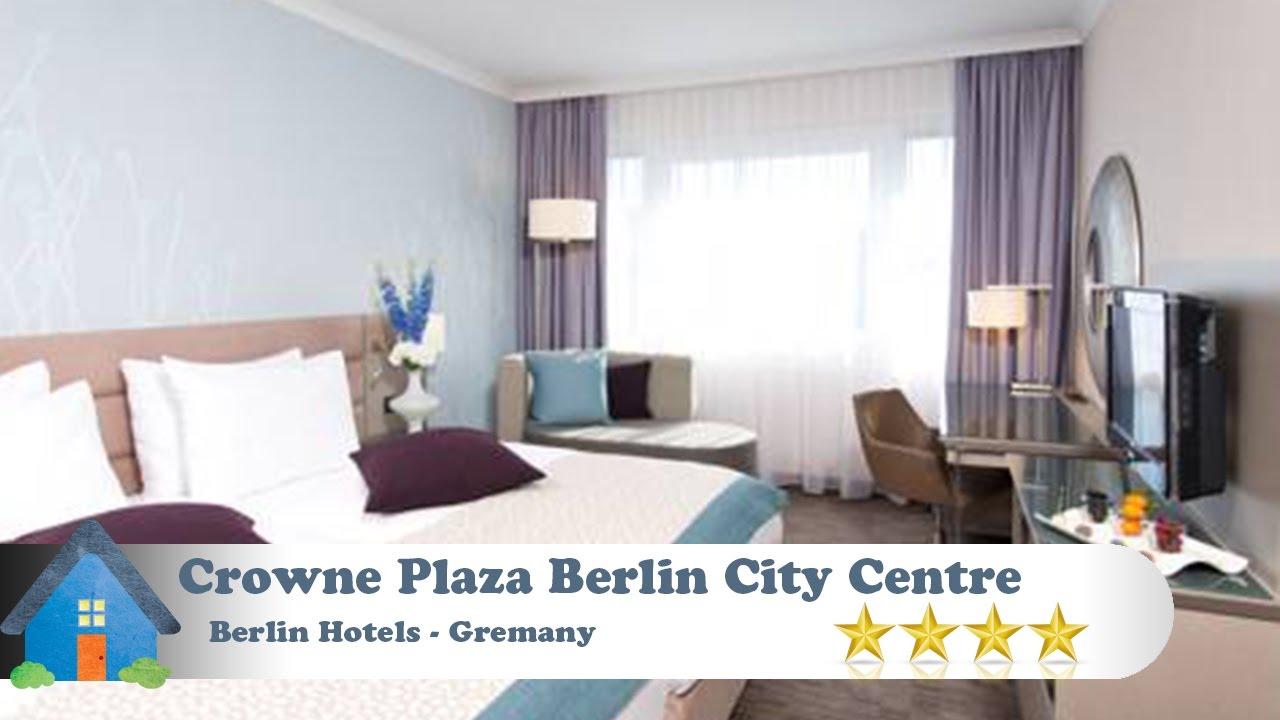Crowne Plaza Berlin Hotels