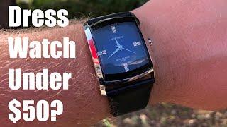 Dress Watch Under $50? - Armitron Swarovski Review