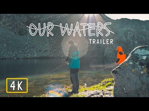 OUR WATERS, Le TRAILER 4K - Un Road Trip Pêche épique En FRANCE