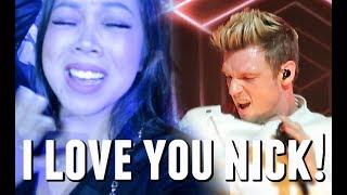 I LOVE YOU NICK CARTER!!! - July 01, 2017 -  ItsJudysLife Vlogs