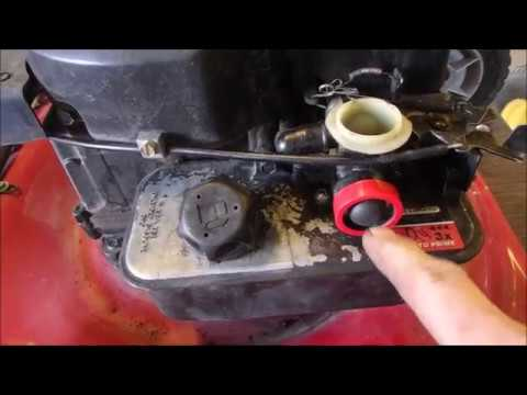 Fix 90% of Briggs lawn mower not starting problems  Easy repair