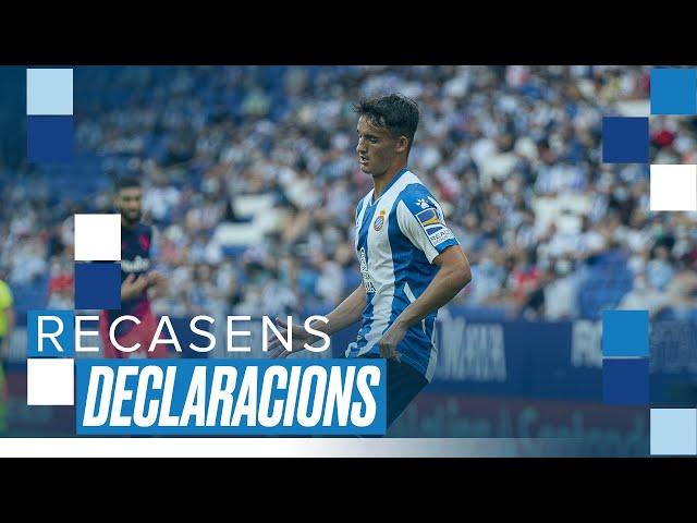Lluís Recasens: