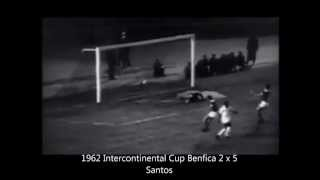 Pelé ● 250+ of His Goals ● Part 1/2