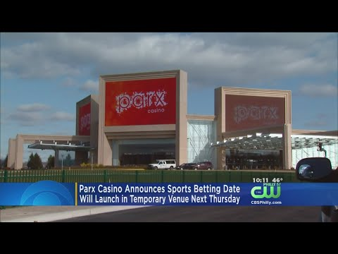 Parx Casino Will Officially Open Its Sportsbook Next Week