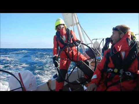 Into the world 2015 - crossing Biscay with s/v Norita