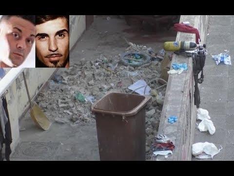 Napoli - Vincenzo Ruggiero, il cadavere ritrovato a pezzi: Guarente voleva nasconderlo (31.07.17)