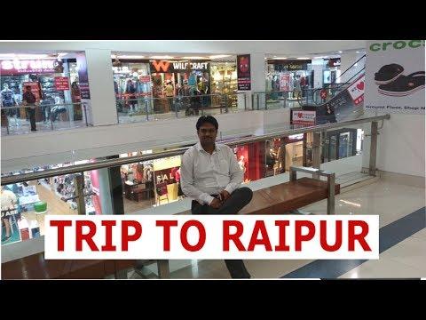 #VLOG | TRIP TO RAIPUR