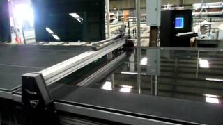 Cnc Glass Cutting Table
